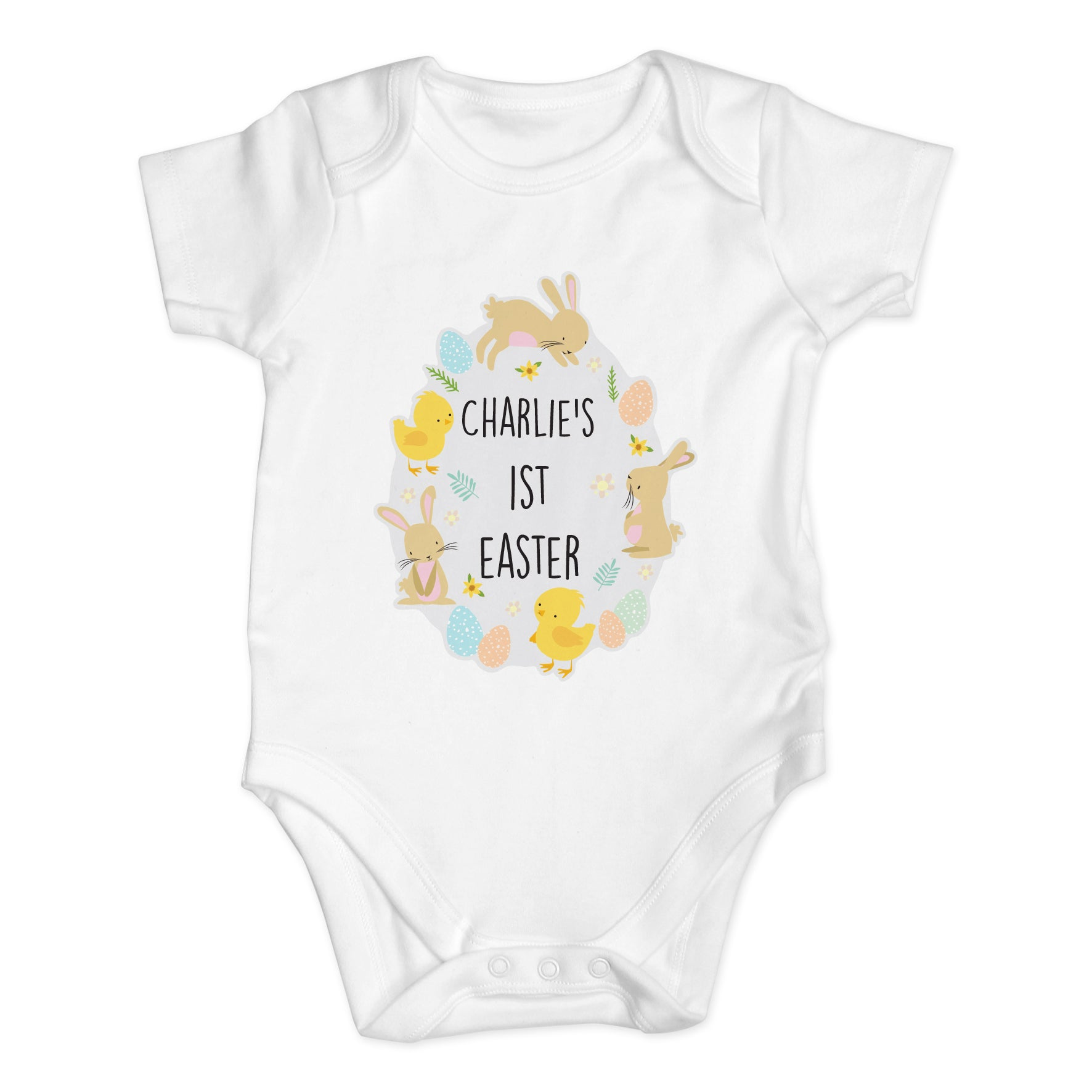 Personalised Easter vest