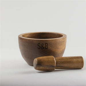 Personalised Pestle & Mortar