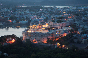 (5 Nights & 6 Days) (JAIPUR(1) – PUSHKAR(1) – UDAIPUR(2)– JODHPUR(1))