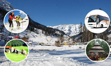 Volvo Packages 3 Nights Manali + 2 Nights Volvo @ 8900/- pp