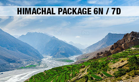 HImachal 6 nights package