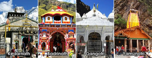 Chardham Yatra 10 Nights / 11 Days @ Rs 29,500/-