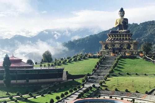 The Lost Kingdom [Pelling 2N + Gangtok 3N] @ Rs. 22200