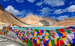 4 Nights Leh @ Rs. 17,500/-