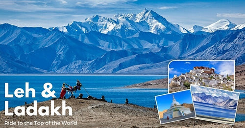 05 Nights Leh + 01 Night Nubra +01  Night Pangong @ Rs. 25,900/-