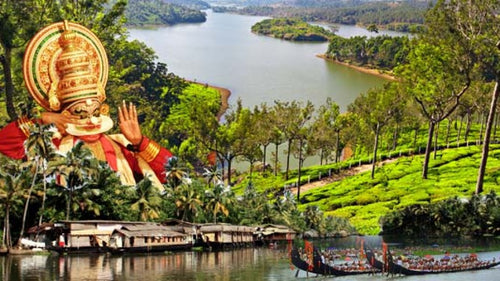 kerala 6 Nights with Aryan Dream Holidays rate valid till Nov 19