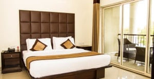 THE GOLDEN SUITES AND SPA, CALANGUTE BEACH