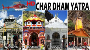Chardham Yatra 9 nights / 10 days @ Rs. 27,500/-
