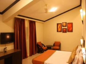 THE SEA HORSE RESORT – 3* DELUXE NORTH GOA
