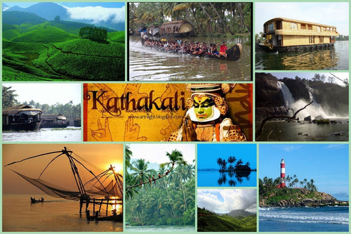 Kerala 7 Nights / 8 Days rates valid till Nov 19