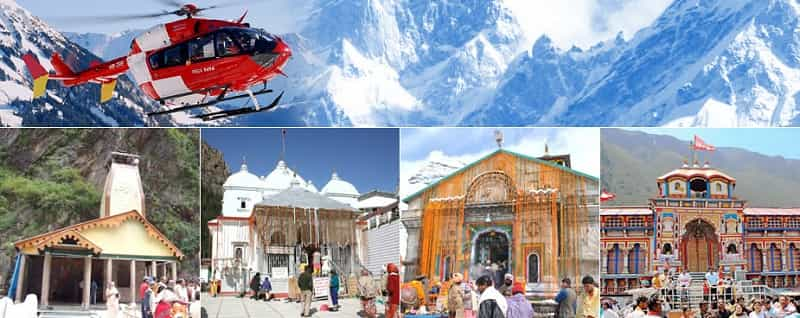 Chardham Yatra 8 Nights / 9 Days @ Rs.26,500/-