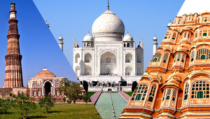 Golden Triangle Tour (5 Nights & 6 Days)