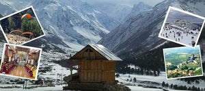 Volvo 3 Nights Manali +2 NIghts Shimla packages @ Rs. 12,900/- pp