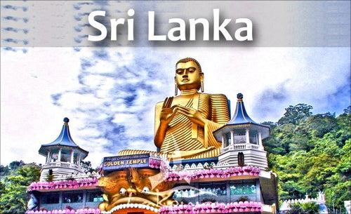 Sri Lanka 5 Nights @ Rs. 23,900/-