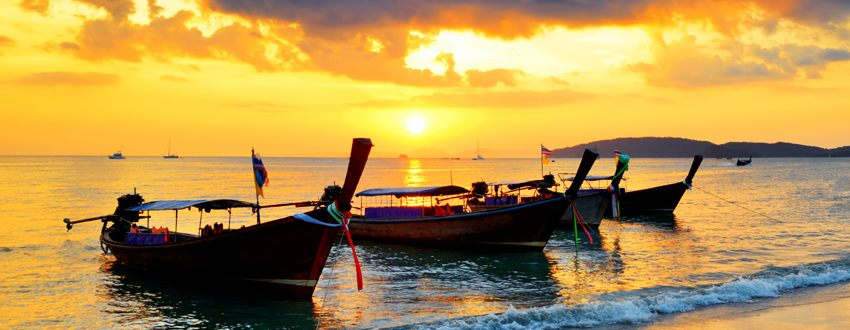 Thailand Travel: The Best Luxury Hotels and Resorts in