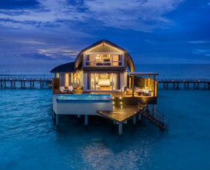 Maldives 4N/5D JUST @Rs. 28,499 P.P