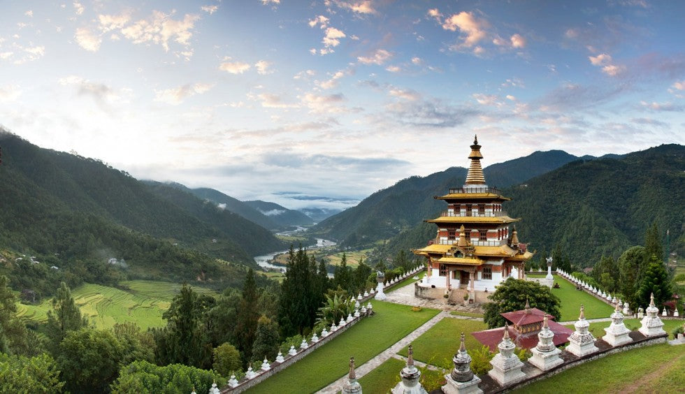 Breathtaking  Bhutan 6 Night 7 Days Package
