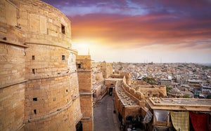 Jaisalmer Tour Planner 6 Night 7 days