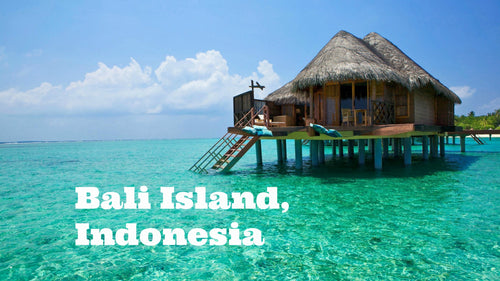 Bali 5 Nights @ Rs 17,900/-pp