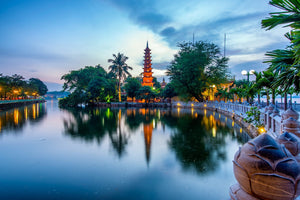SAIGON –HOI AN –HANOI -HALONG BAY ( 9 DAYS -8 NIGHTS)