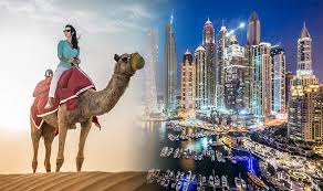 Dubai 3 Nights with Trio  @ Rs.22,900/- Valid till 30th Apr 2020