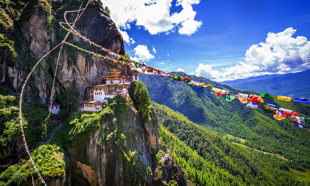 Marvels  of  Bhutan 5 Night 6 Days Package
