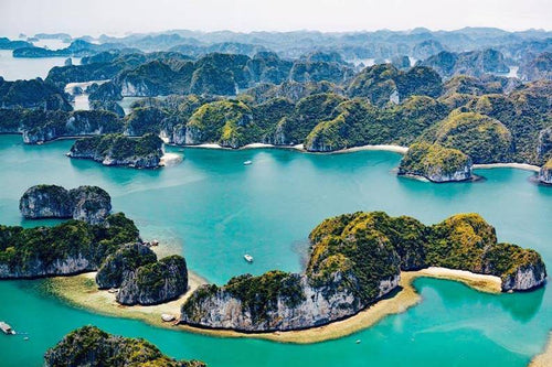 SAIGON - HANOI- HALONG BAY ( 8 DAYS -7 NIGHTS)