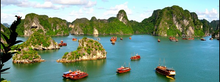Wonderful Vietnam 6N / 7D @ Just  34,599 P.P