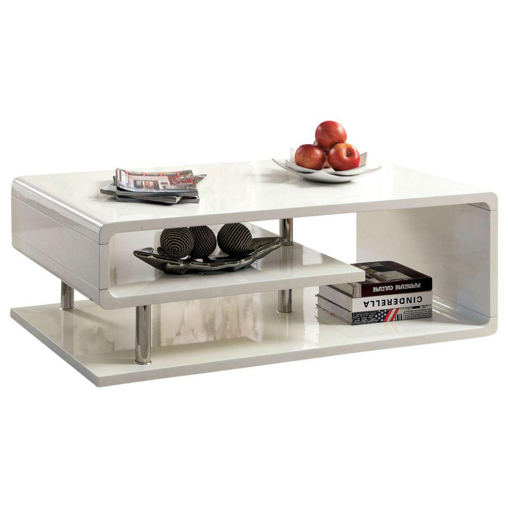 - Velva Contemporary Coffee Table – TopLivingRoomFurniture