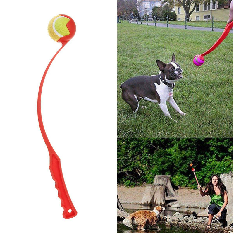 Dog Tennis Ball Lightweight Chucker Thrower