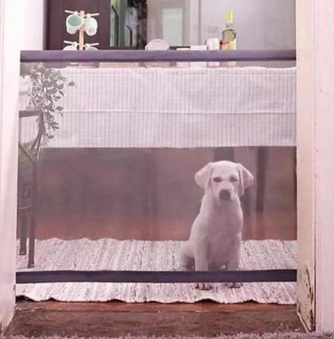 Dog Portable Barrier Net