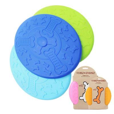 Dog Flying Saucer Frisbee