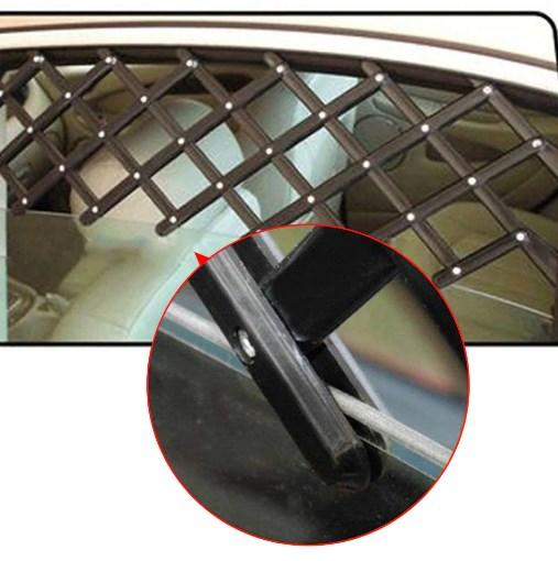 Dog Doors - Dog Protective Car Grill