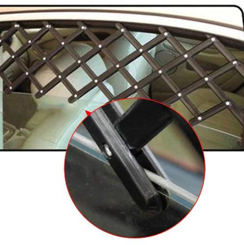 Image of Dog Doors - Dog Protective Car Grill