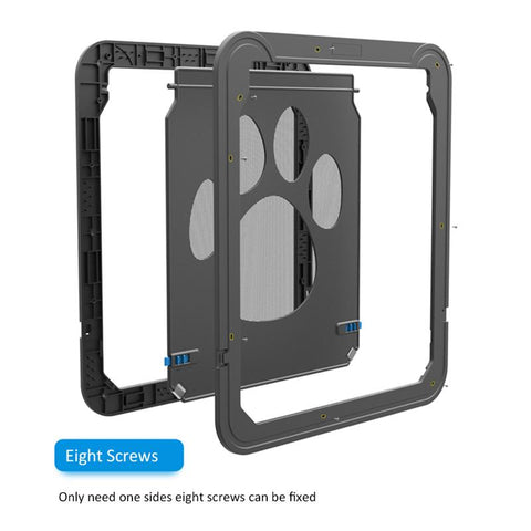 Dog Doors - Multi Function Magnetic Door