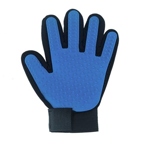 Dog Fur Removal Gloves - Left Hand
