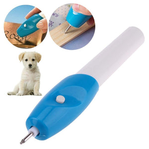 Dog ID Tag Engraver Electric Lettering Pen