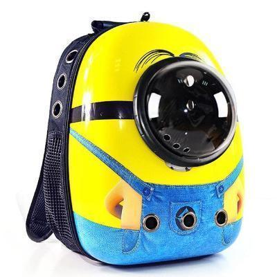 Fashion Space Cabin Pet Carrier