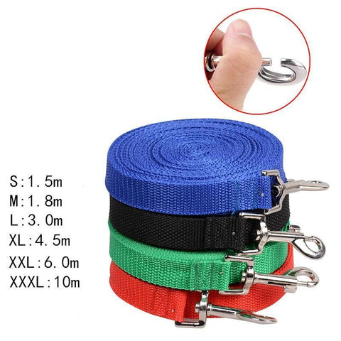 Dog Leash Outdoor Security Training Harness