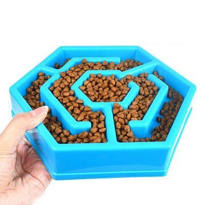 Dog Accessories And Supplies | Dogwarehouse - Affordable Products | Dog Bowl Feeder | Dog Slow Eat Feeder