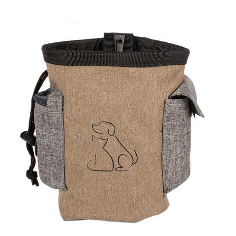 Dog Accessories And Supplies | Dogwarehouse - Affordable Products | Dog Training Treat Pouch Bag | Dog Pouch Bag