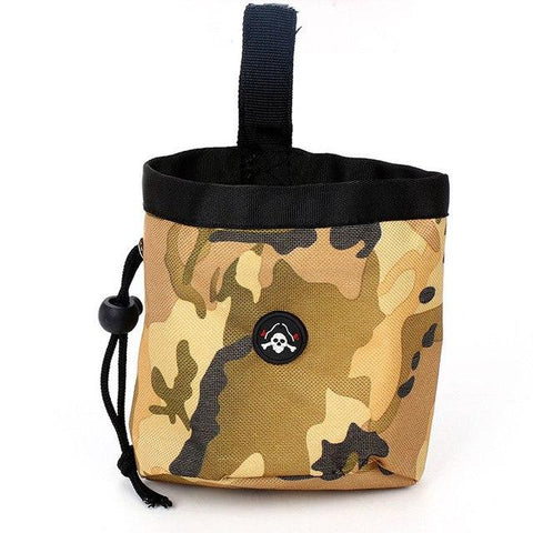 Dog Accessories And Supplies | Dogwarehouse - Affordable Products | Dog Training Canvas Snack Bag | Dog Snack Bag