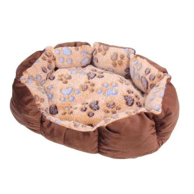 Dog Warm Fleece Kennel