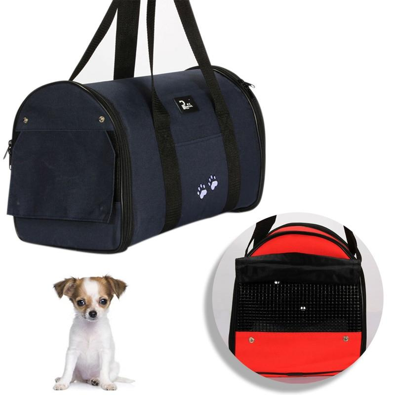 Dog Portable Bag Cage