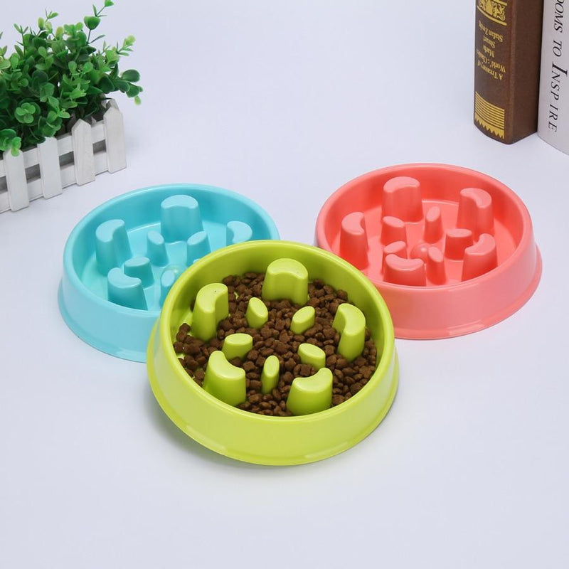 Dog Anti Choke Pet Bowl