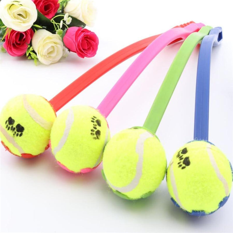 Dog Tennis Ball Thrower