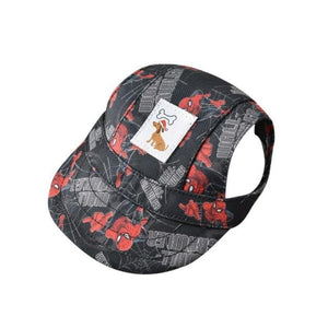 Dog Visor Cap
