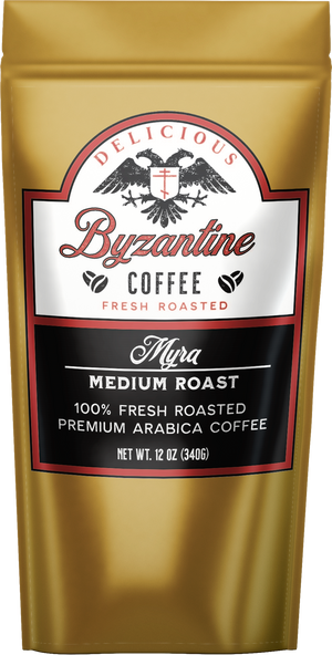Medium : Myra Coffee