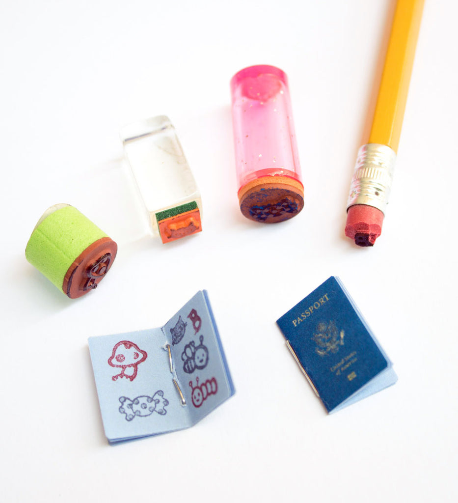 Printable: Miniature Passport