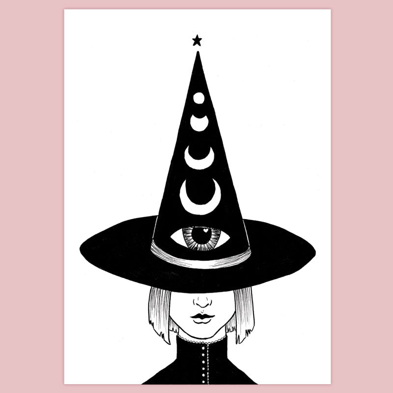 Third Eye Witch Print